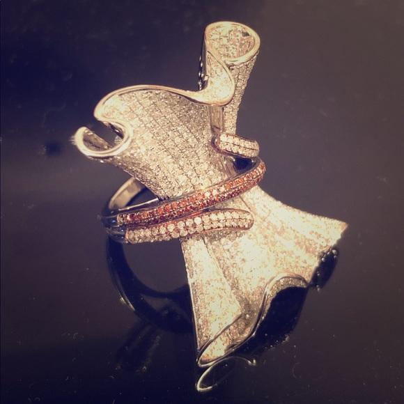 Jewelry - Beautiful Diamond Stylish Ring
